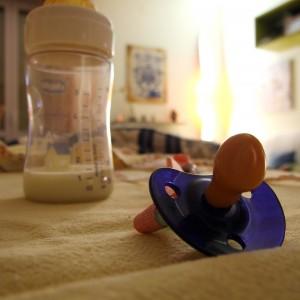 Baby Bottle Photo