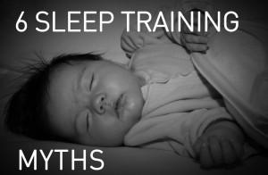 Baby Sleep Training Myths