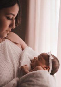 good sleep habits for newborn baby