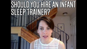 Why Hire an Infant Sleep Trainer