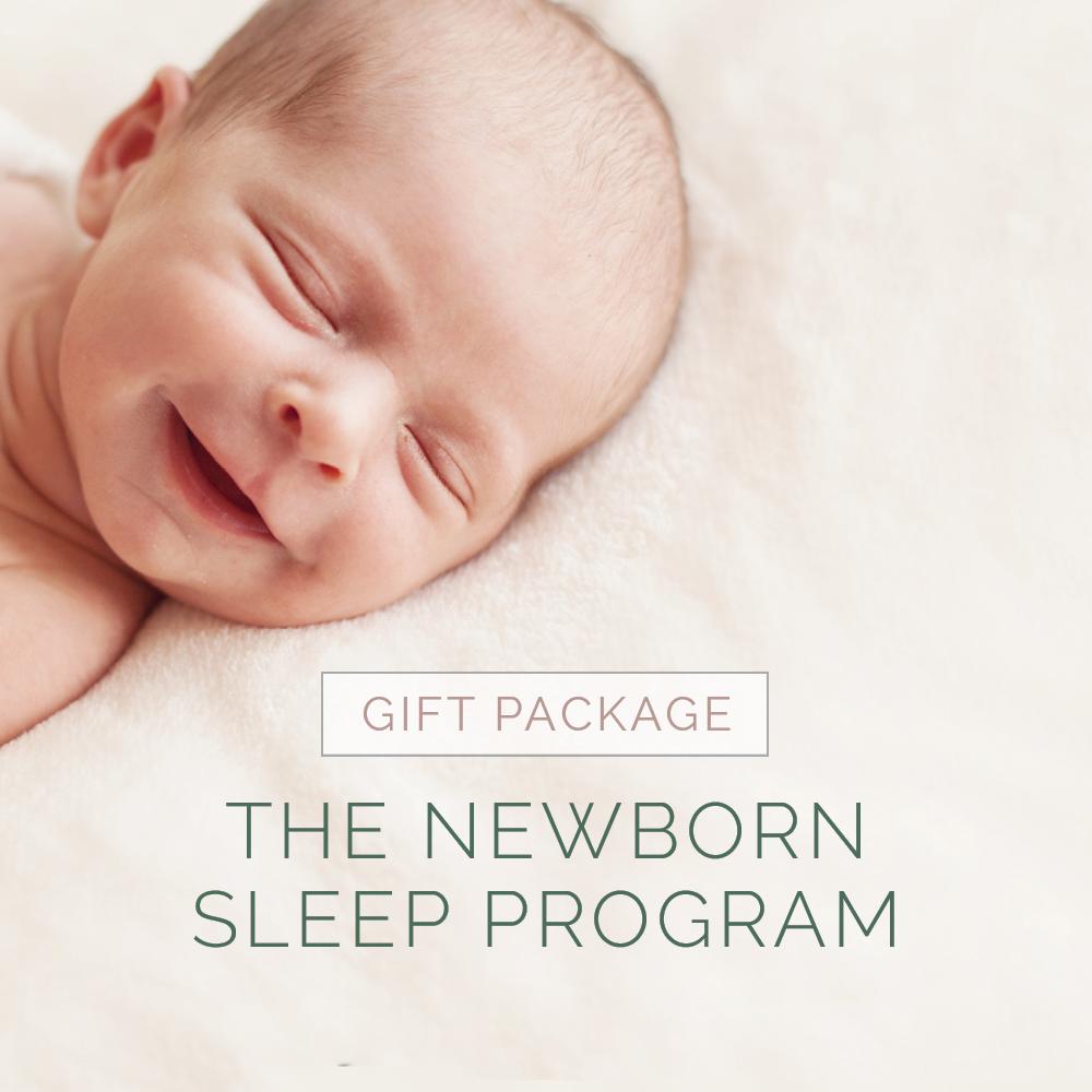 Gift Package - The Newborn Sleep Program