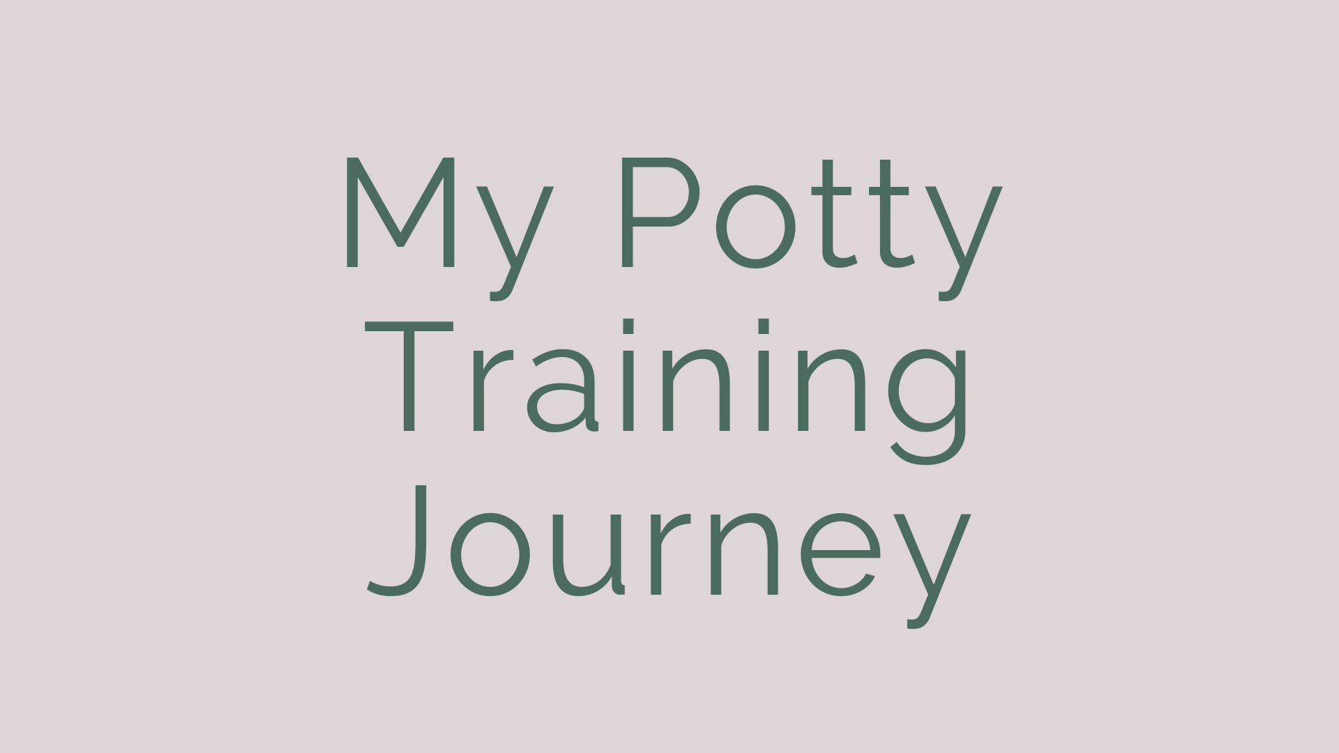 my potty training journey poologix review