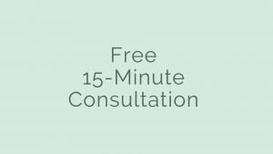 Free 15-Minute Consultation