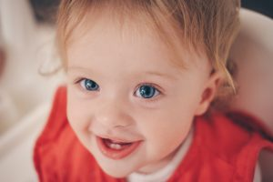 what helps baby sleep when teething