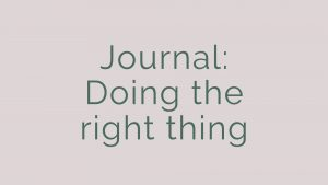 sleep training journal