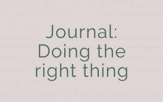sleep training journal