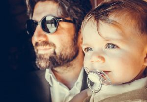 how to get dad on board with paying for help with sleep training